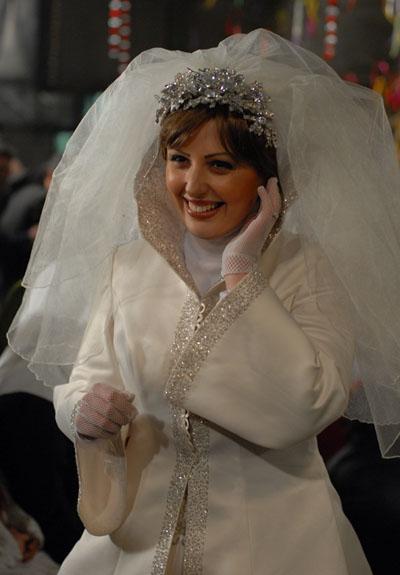 عکس عروس لبنانی